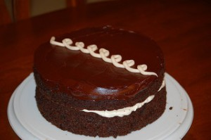 Hostess Cupcake Birthday Cake